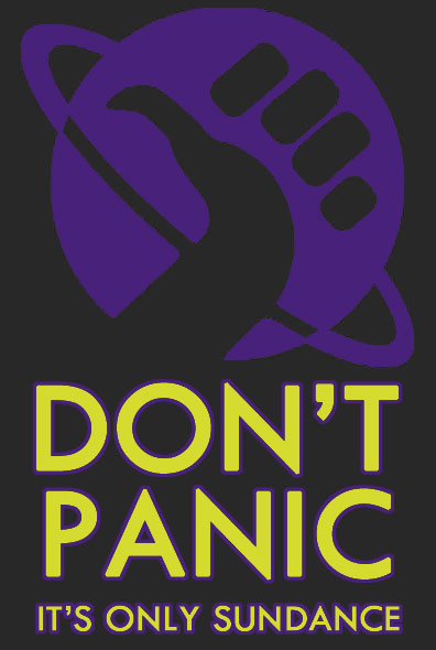 dont panic its only sundance