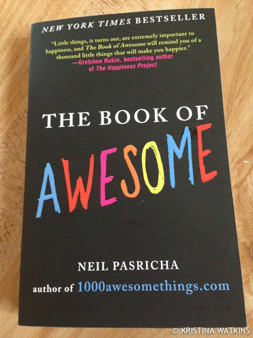 TheBookofAwesome