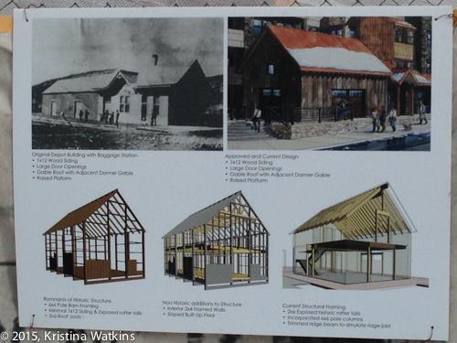 820 Park Ave - Rio Grande Depot Building